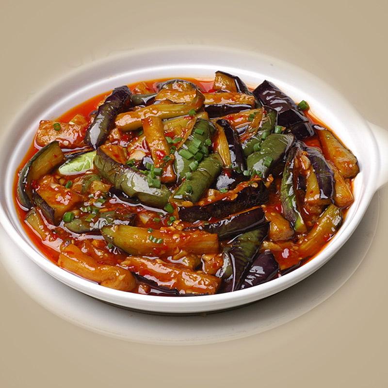 Mancare chinezeasca Vinete in sos soia