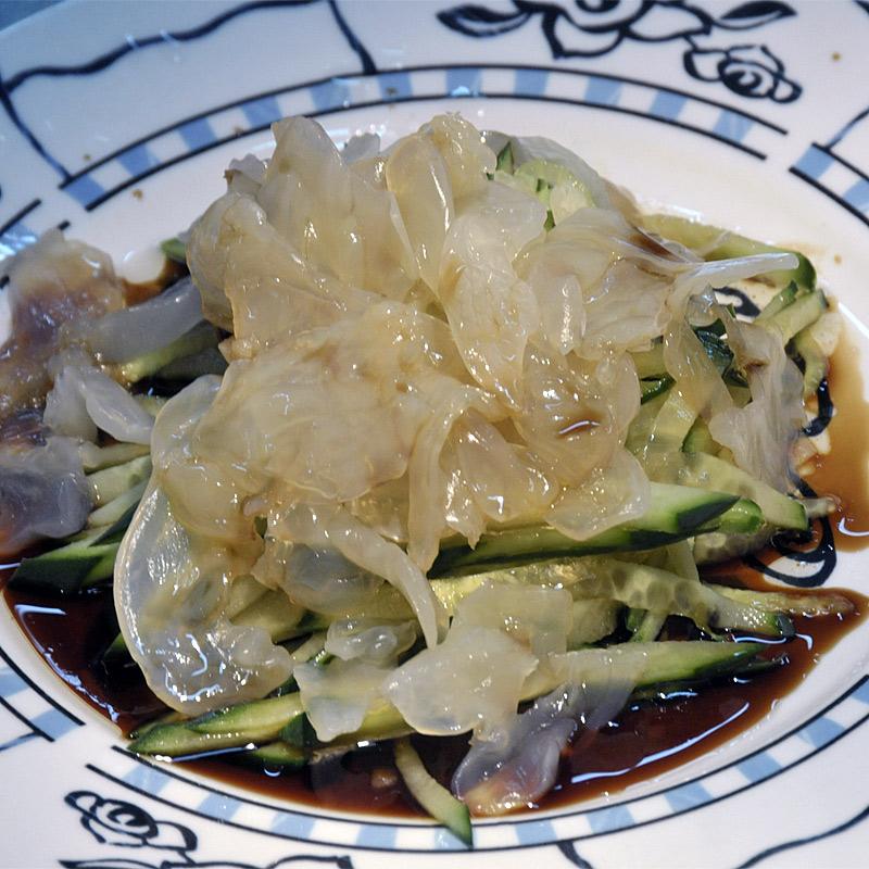 Mancare chinezeasca Salata de meduze