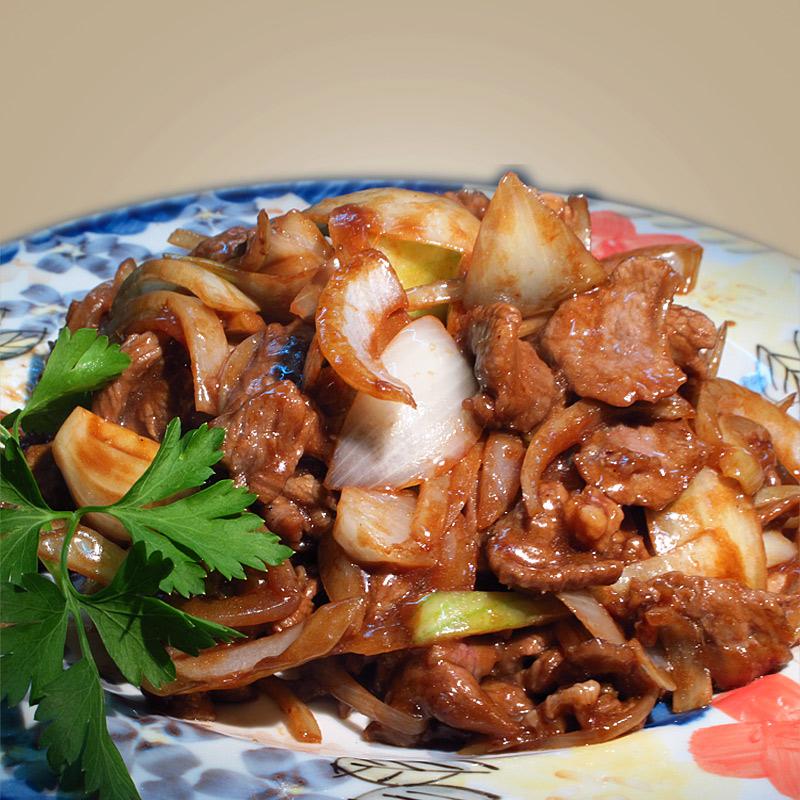 Mancare chinezeasca Oaie cu ceapa