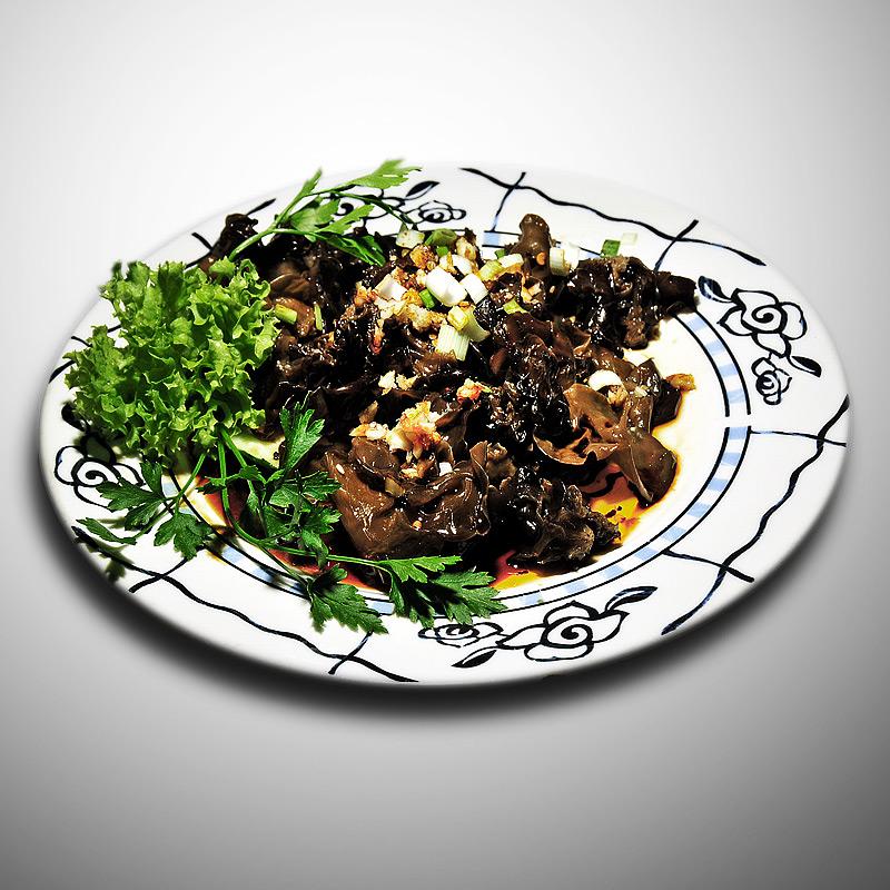 Mancare chinezeasca Salata de urechi de lemn