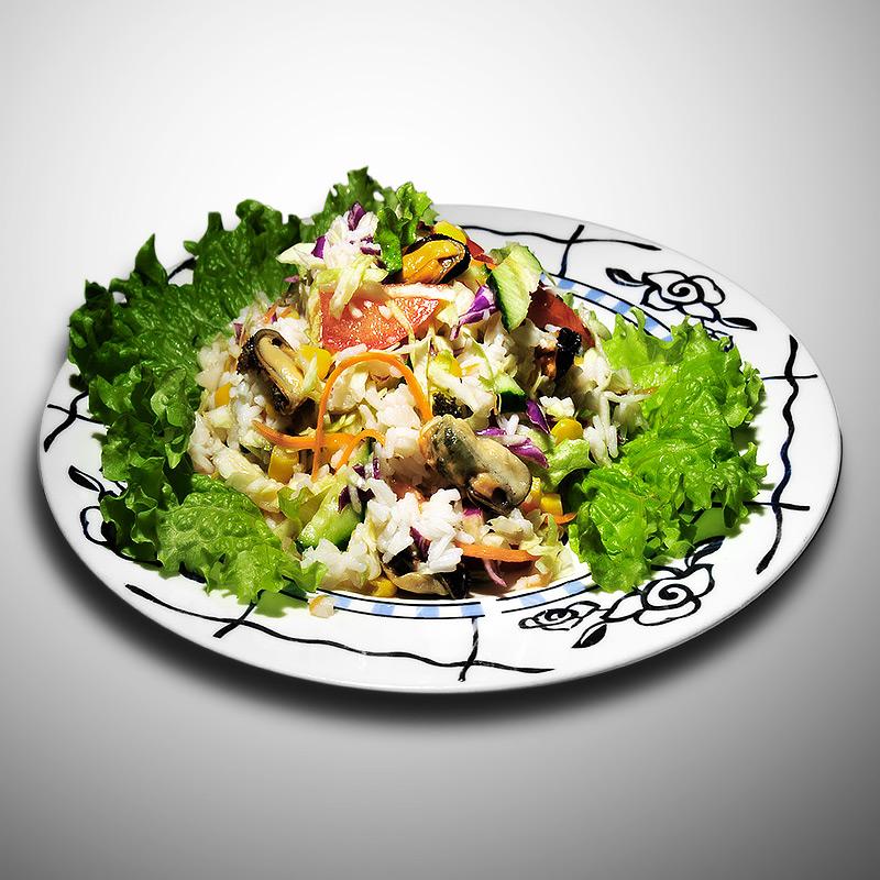 Mancare chinezeasca Salata Templul Soarelui