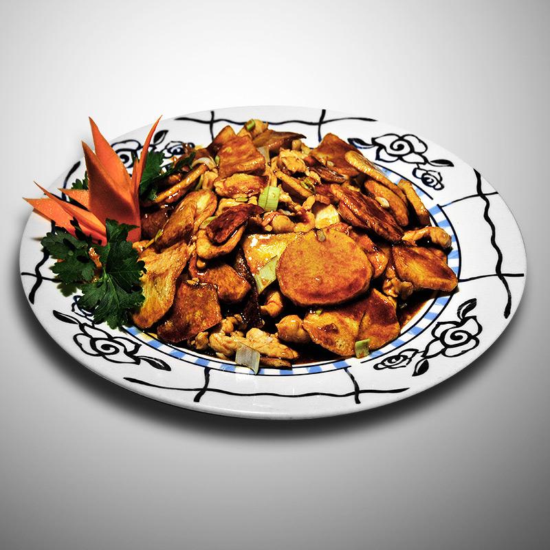 Mancare chinezeasca Pui cu cartofi