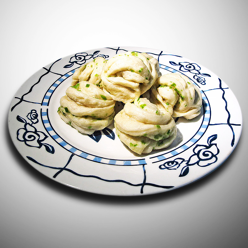 Mancare chinezeasca Flori de paine China