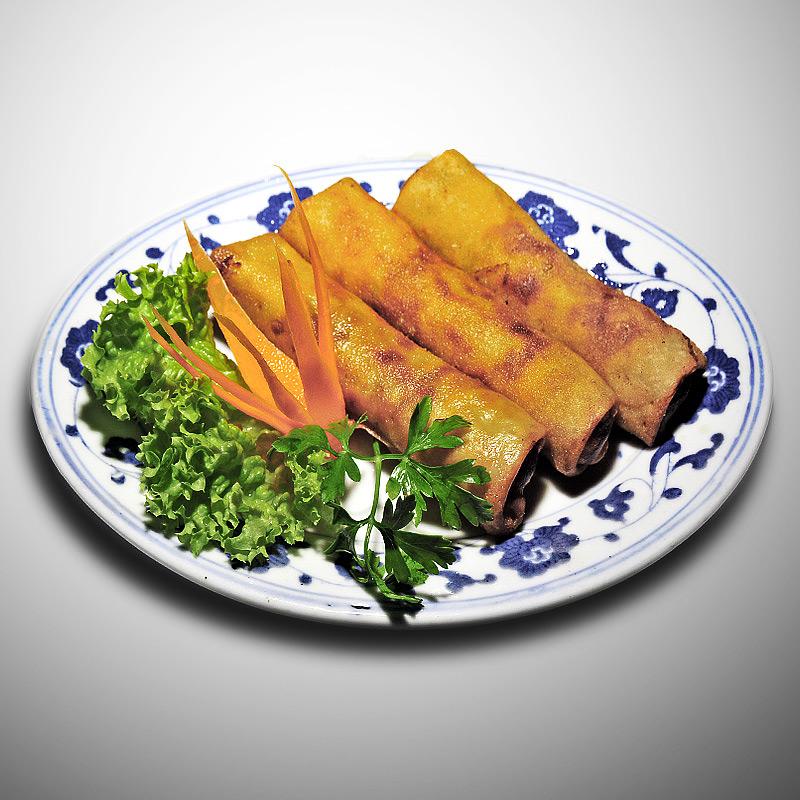 Mancare chinezeasca Pachetele de primavara