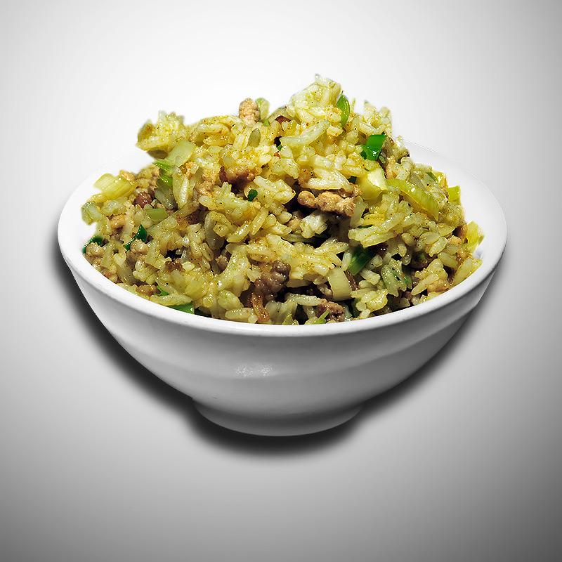 Mancare chinezeasca Orez Curry