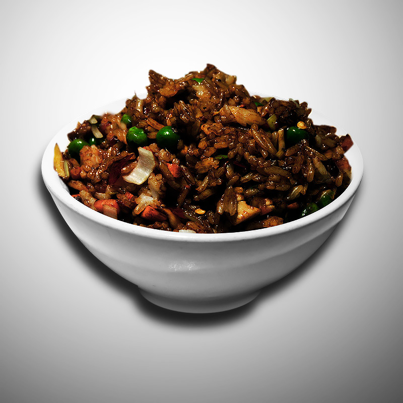 Mancare chinezeasca Orez Sichuan