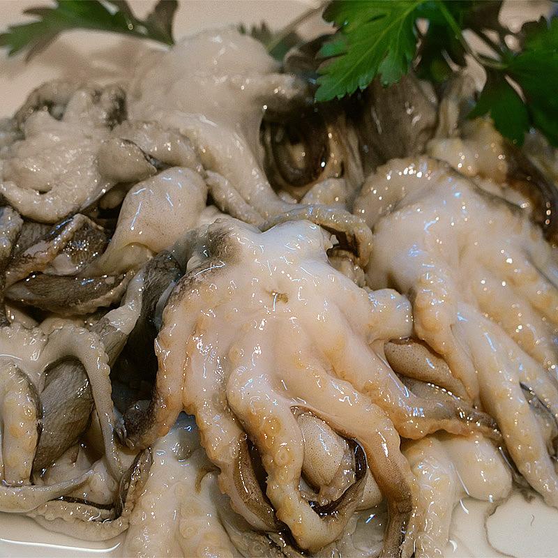 Mancare chinezeasca Caracatita in sos chinezesc
