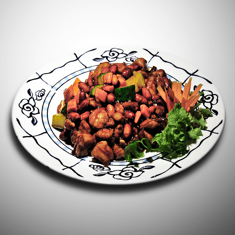 Mancare chinezeasca Porc cu alune