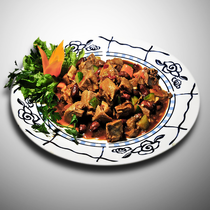 Mancare chinezeasca Rata cu alune