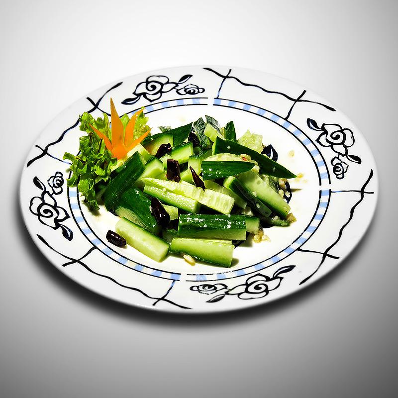 Mancare chinezeasca Castraveti Sichuan