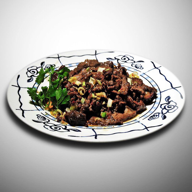 Mancare chinezeasca Vita condimentata