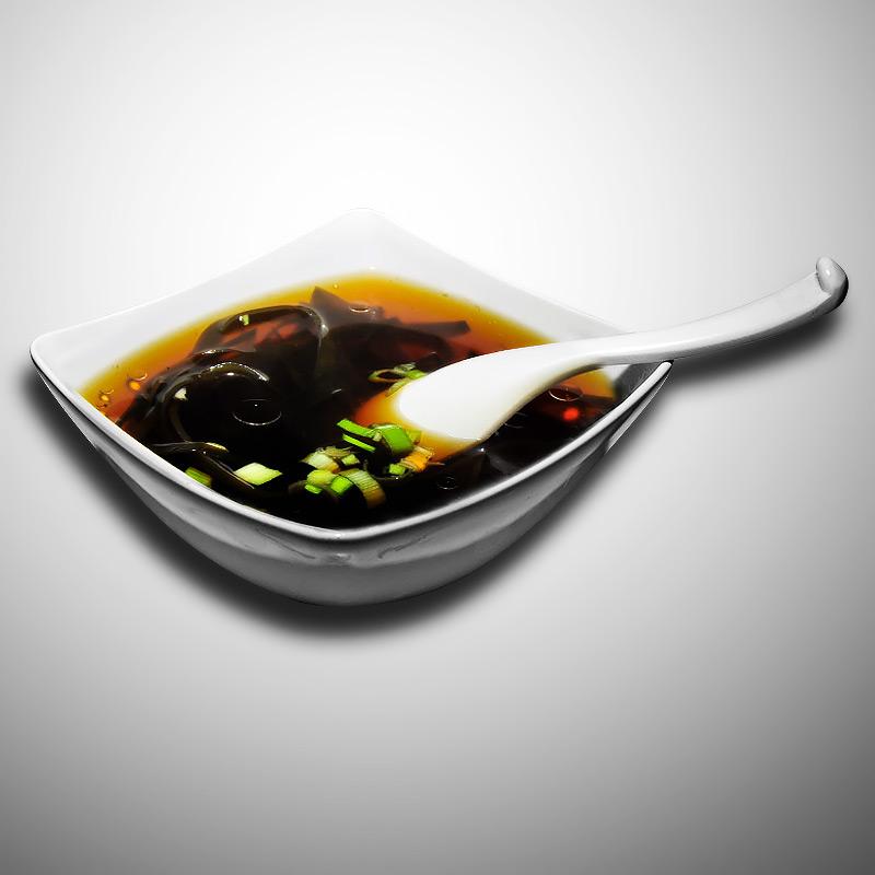 Mancare chinezeasca Supa de alge de mare