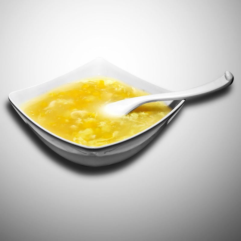 Mancare chinezeasca Supa porumb