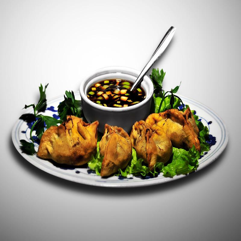 Mancare chinezeasca Coltunasi prajiti