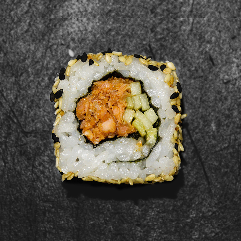 Mancare chinezeasca Fried Spicy Roll (4 buc)