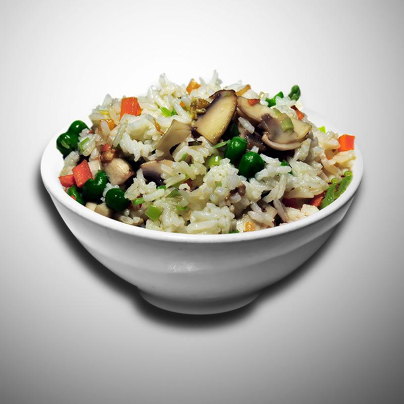 Mancare chinezeasca Orez cu legume